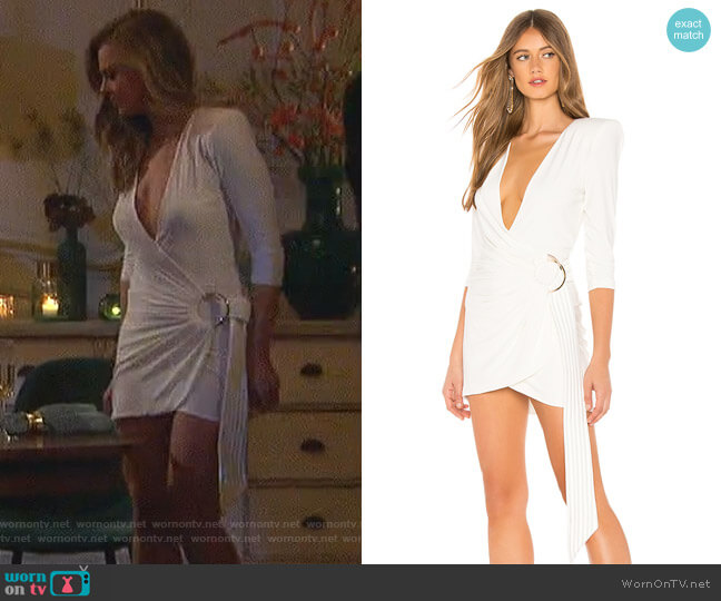 The Key Mini Dress by Zhivago worn by Hannah Brown  on The Bachelorette