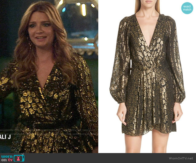 A.L.C. Elsa Dress worn by Mischa Barton  on The Hills New Beginnings