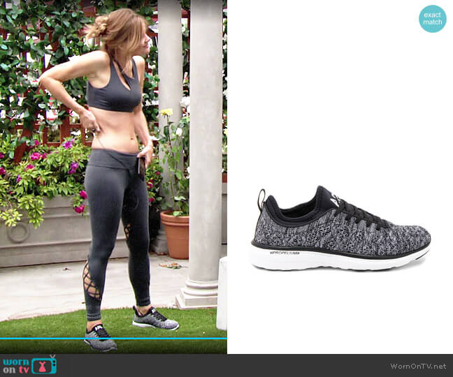 APL Techloom Phantom Sneaker  worn by Phyllis Summers (Michelle Stafford) on The Young & the Restless