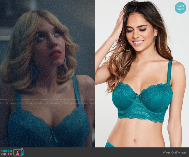 Freya Longline Fancies Bra worn by Cassie Howard (Sydney Sweeney) on Euphoria