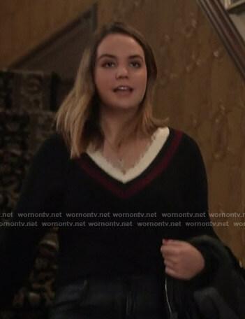 Good Witch Outfits | WornOnTV | Fashion, Clothes & Wardrobe on