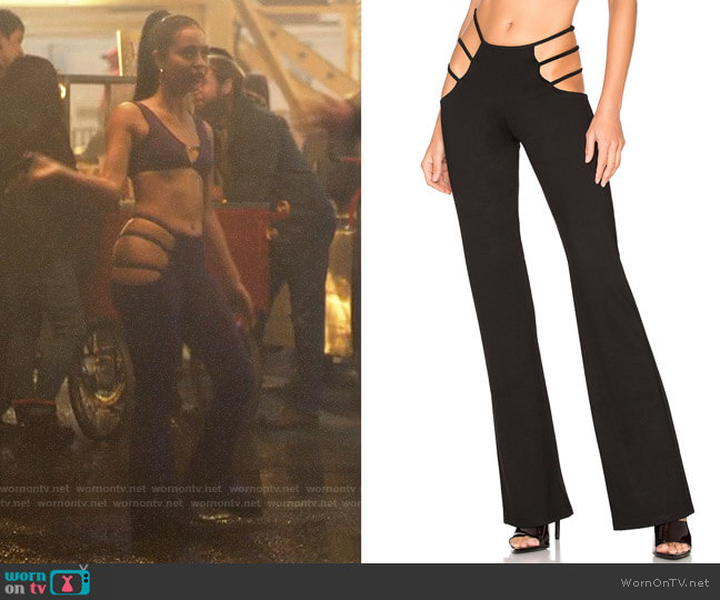 I.AM.GIA Lucid Pant worn by Maddy Perez (Alexa Demie) on Euphoria