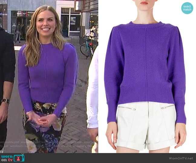Conway Sweater by Isabel Marant worn by Hannah Brown  on The Bachelorette
