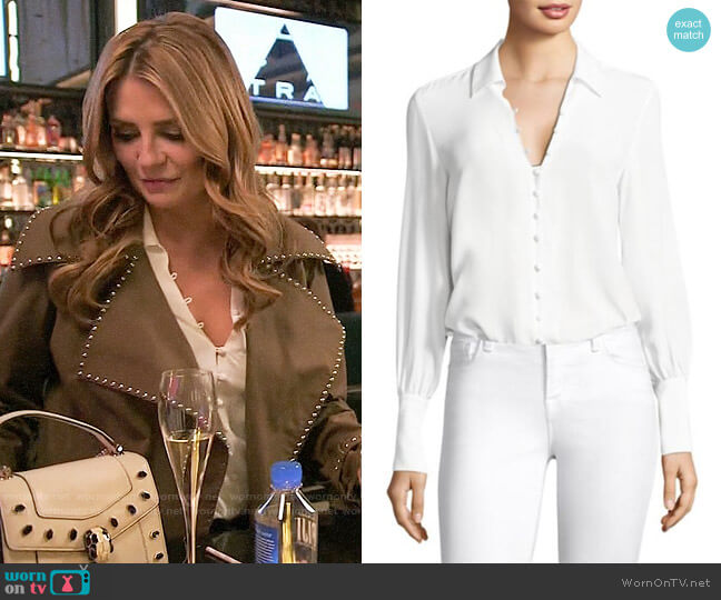 L'Agence Naomi Blouse worn by Mischa Barton  on The Hills New Beginnings