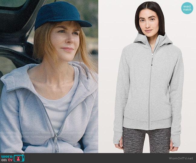 Lululemon Scuba Hoodie worn by Celeste Wright (Nicole Kidman) on Big Little Lies
