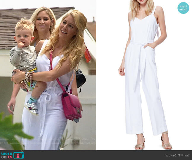 Paige Emma Jumpsuit worn by Heidi Montag  on The Hills New Beginnings