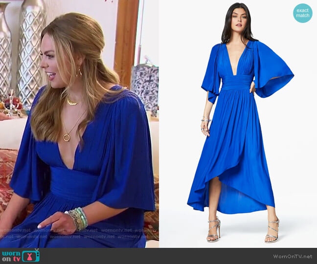 Kinslie Dress by Ramy Brook worn by Hannah Brown  on The Bachelorette