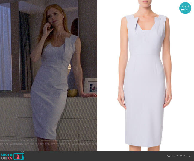 Roland Mouret Coleby Dress worn by Donna Paulsen (Sarah Rafferty) on Suits