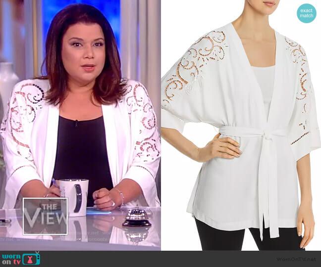 Britney Kimono-Style Jacket by Kobi Halperin worn by Ana Navarro  on The View