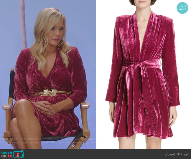 Kiera Dress by A.L.C. worn by Jennie Garth  on BH90210