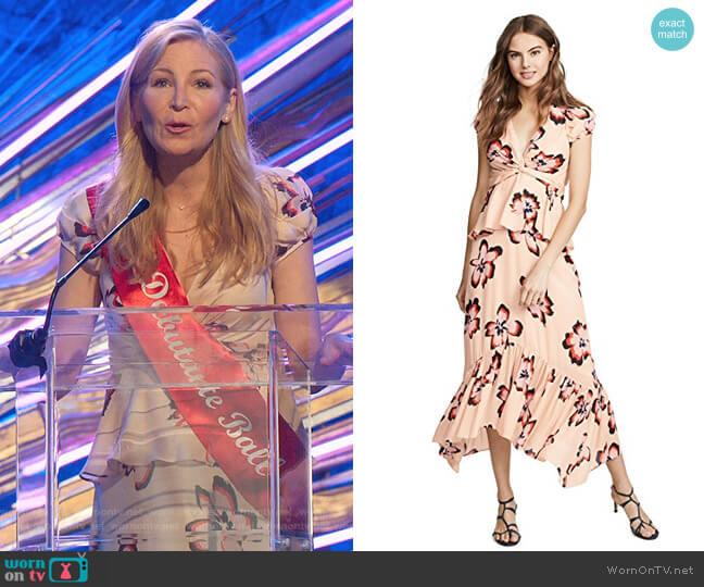 Zadie Dress by A.L.C. worn by Pauline (Jennifer Westfeldt) on Younger