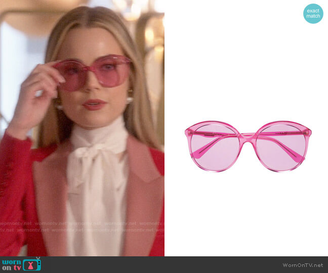 worn by Ainsley Howard (Rebecca Rittenhouse) on Four Weddings & a Funeral