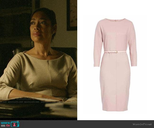 Max Mara Karub Dress worn by Jessica Pearson (Gina Torres) on Pearson