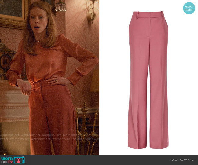 Reiss Anakin Trousers worn by Gemma (Zoe Boyle) on Four Weddings & a Funeral