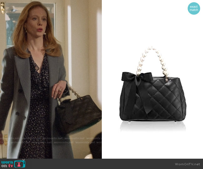 Russel & Bromley Bette Bag worn by Gemma (Zoe Boyle) on Four Weddings & a Funeral