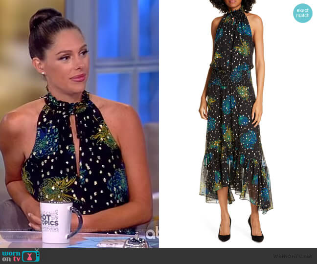 Kaia Dress by A.L.C. worn by Abby Huntsman  on The View