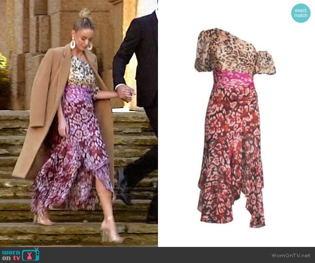 Amur Jaylah Dress worn by Kaitlynn Carter  on The Hills New Beginnings
