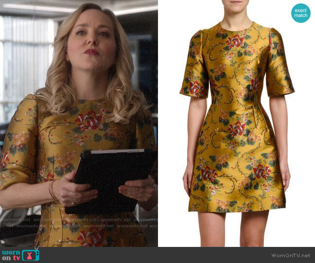 Dolce & Gabbana worn by Marissa Morgan (Geneva Carr) on Bull