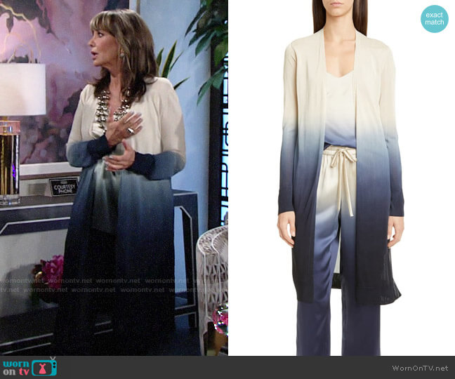 worn by Jill Abbott (Jess Walton) on The Young & the Restless