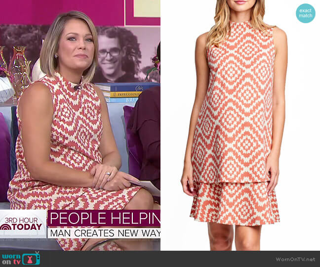 Lucy Maternity Dress by Maternal America worn by Dylan Dreyer  on Today