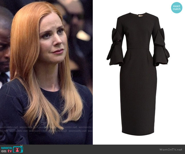 Roksanda Lavette Dress worn by Donna Paulsen (Sarah Rafferty) on Suits