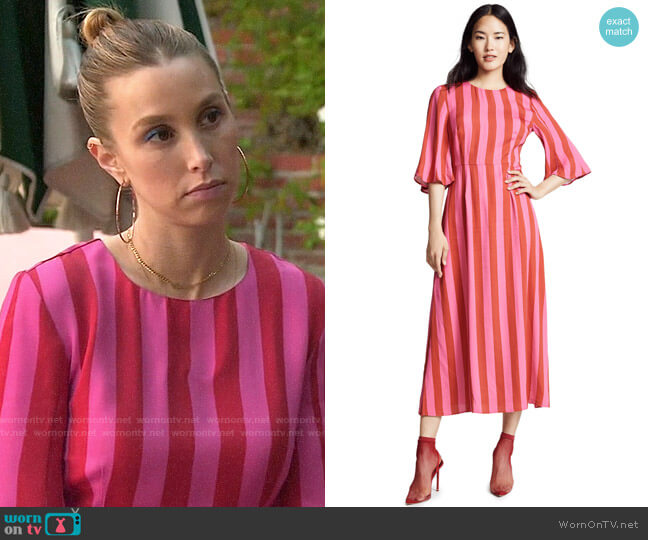 Stine Goya Kirsten Dress worn by Whitney Port  on The Hills New Beginnings