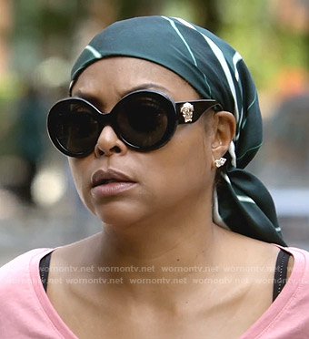 Cookie's black round sunglasses on Empire