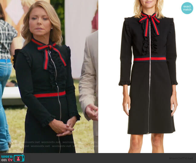 Viscose Jersey Dress by Gucci worn by Kelly Ripa on American Housewife