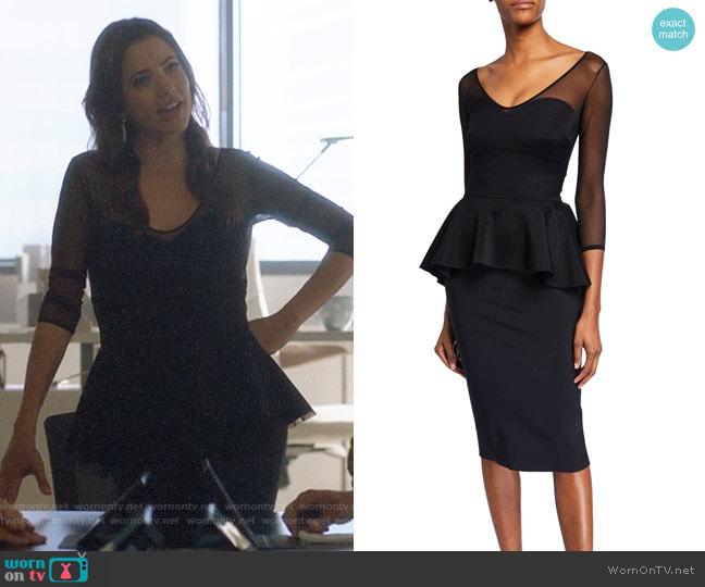 Chiara Boni La Petite Robe Arquette Dress worn by Andrea Rojas (Julie Gonzalo) on Supergirl