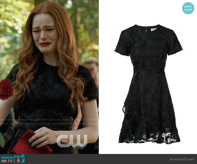 Zimmermann Maples Sun Dress worn by Cheryl Blossom (Madelaine Petsch) on Riverdale