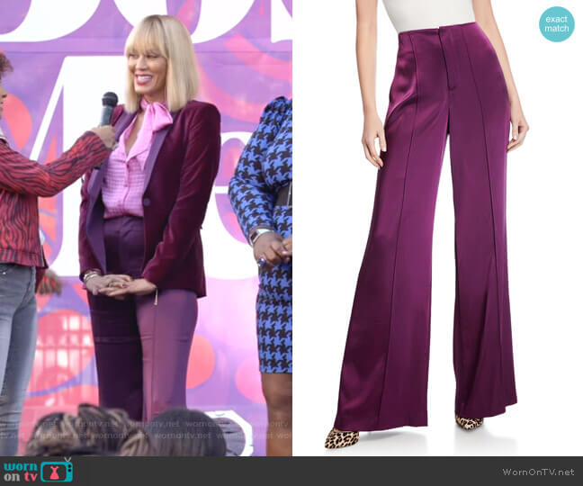 Dylan Pants by Alice + Olivia worn by Giselle (Nicole Ari Parker) on Empire
