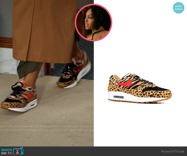 Nike Air Max Animal Pack worn by Lola Carmichael (Simone Missick) on All Rise