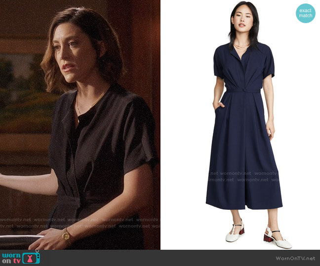 Rachel Comey Ardent Jumpsuit worn by Sydney Strait (Caitlin McGee) on Bluff City Law