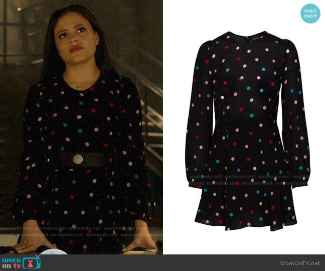 Realisation Par The Elke Dress in Post Modern worn by Maggie Vera (Sarah Jeffery) on Charmed