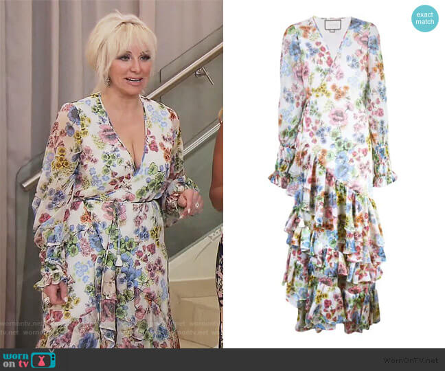Solace Dress by Alexis worn by Margaret Josephs  on The Real Housewives of New Jersey