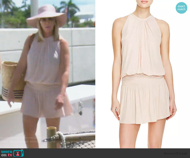 Paris Dress by Ramy Brook worn by Vicki Gunvalson  on The Real Housewives of Orange County