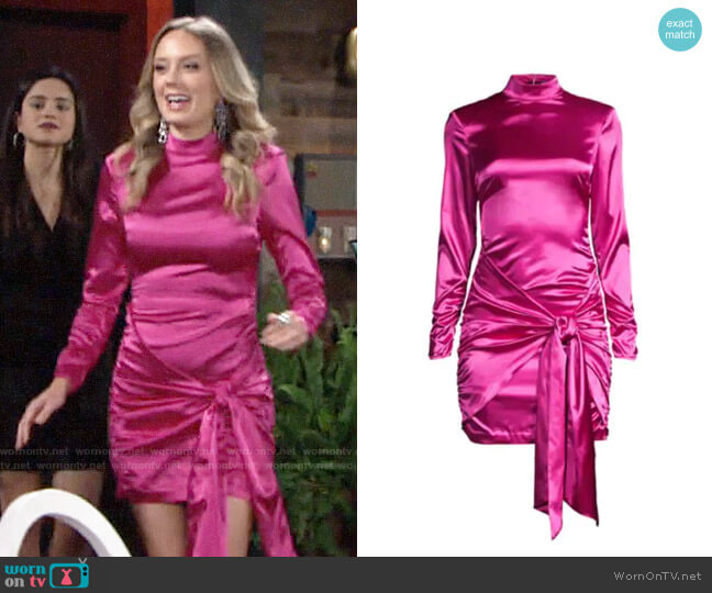Likely Khaleesi Dress worn by Abby Newman (Melissa Ordway) on The Young & the Restless
