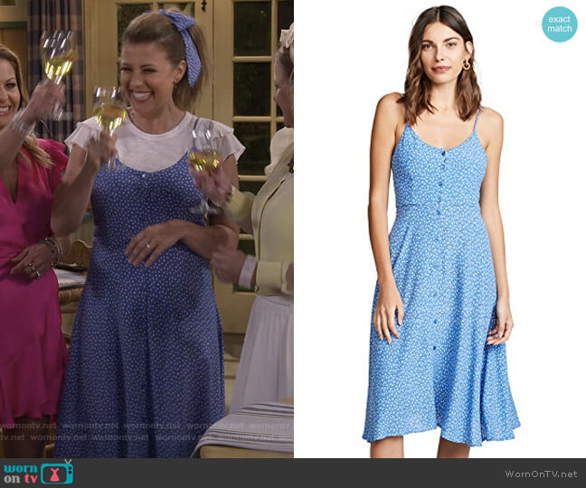 Midsummer Dress by Rolla's worn by Stephanie Tanner (Jodie Sweetin) on Fuller House