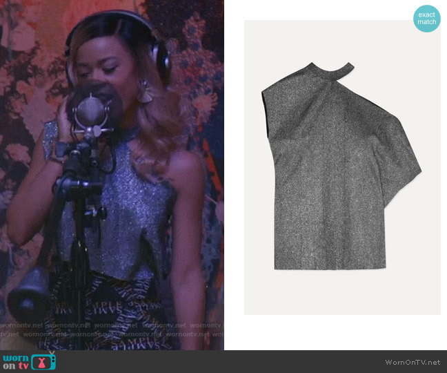 Axel Top by RtA worn by Tiana Brown (Serayah McNeill) on Empire