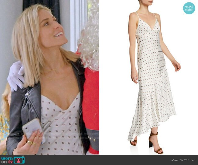 Shona Joy Luciana Dress worn by Kristin Cavallari  on Very Cavallari