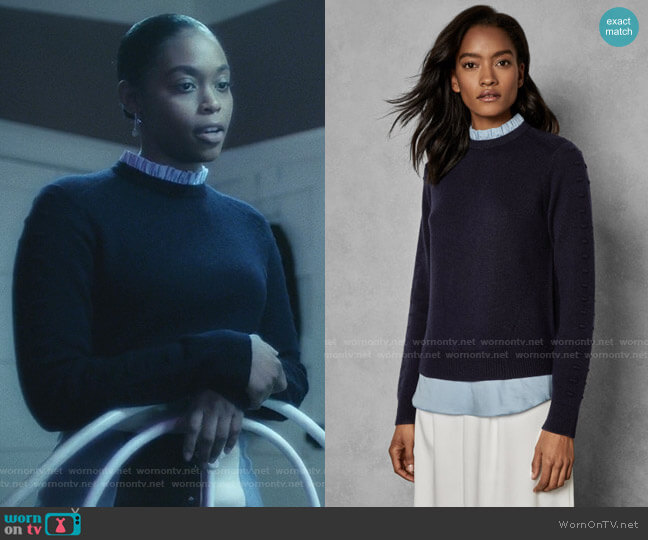 Lissiah Sweater by Ted Baker