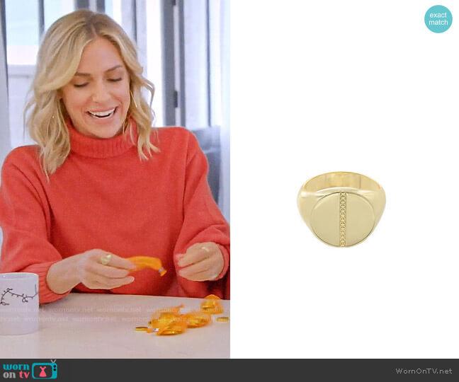 Uncommon James Chelsea Ring worn by Kristin Cavallari  on Very Cavallari