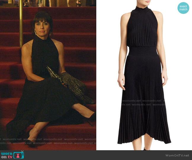 ALC Renzo Dress worn by Constance Zimmer on Shameless
