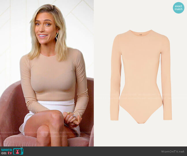 Alix Leroy Bodysuit worn by Kristin Cavallari  on Very Cavallari