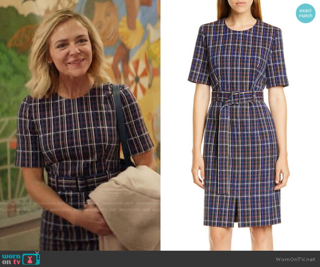 BOSS Ditania worn by Susan (Rachel Bay Jones) on God Friended Me