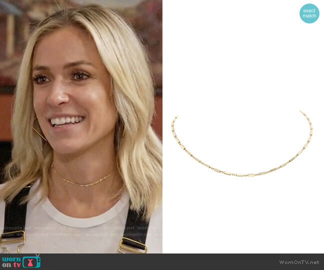 Uncommon James Better On You Necklace worn by Kristin Cavallari  on Very Cavallari