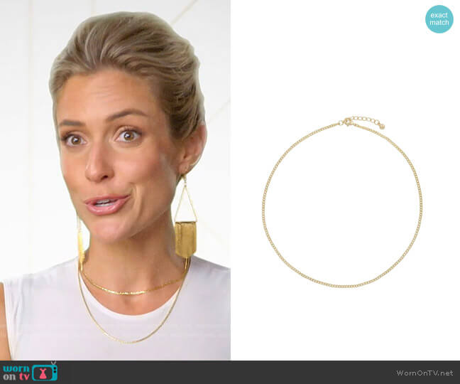 Uncommon James Whitby Necklace worn by Kristin Cavallari  on Very Cavallari