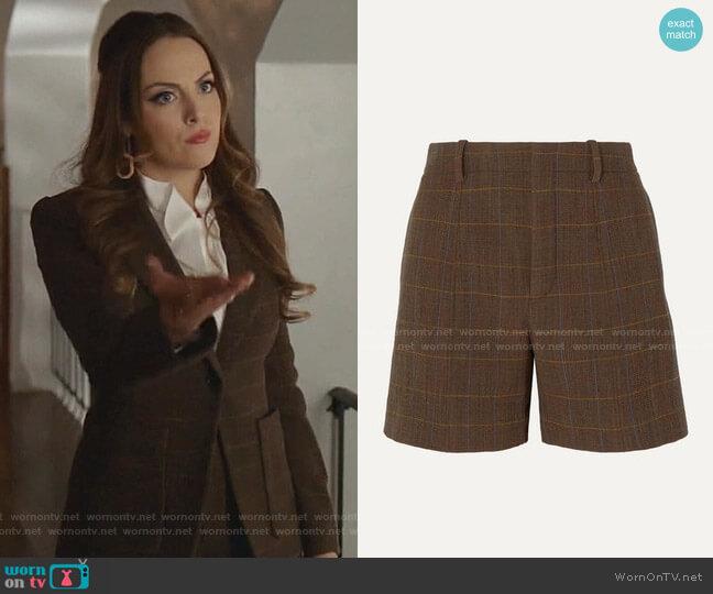 worn by Fallon Carrington (Elizabeth Gillies) on Dynasty