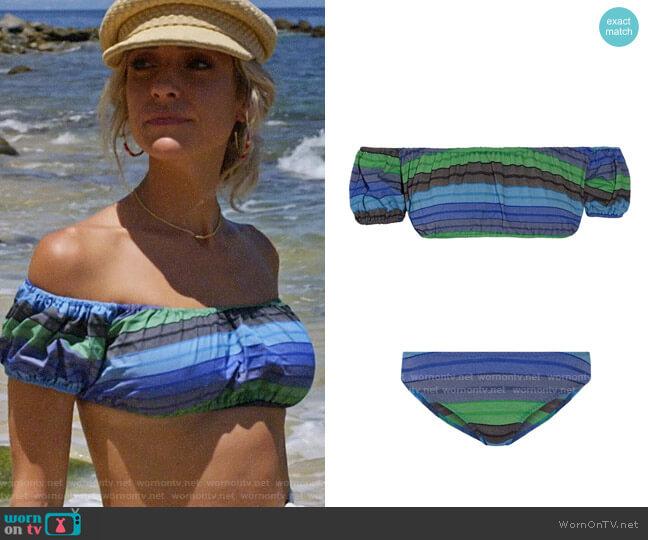 Lisa Marie Fernandez Leandra Bikini worn by Kristin Cavallari  on Very Cavallari