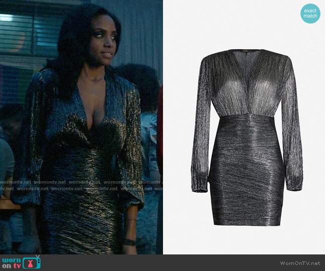 Maje Unny Dress worn by Sohpie Moore (Meagan Tandy) on Batwoman